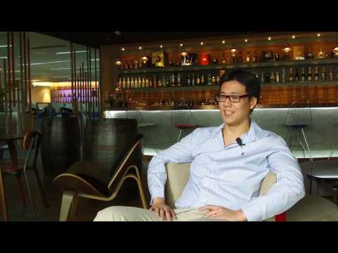 Alex, Senior Business Development Manager, Pernod Ricard Singapore (English/French)