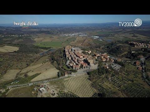 Casole d'Elsa (Siena) - Borghi d'Italia (Tv2000)