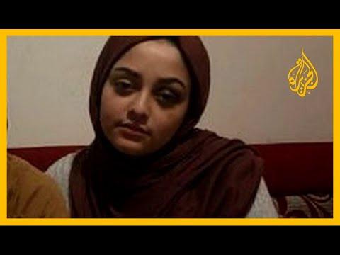 ???? -حجابك يشعرني بالاشمئزاز-.. اعتداء عنصري على فتاة مسلمة وخنقها بحجابها في #بريطانيا