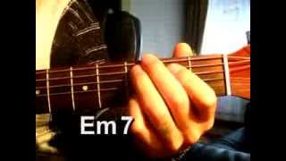 JANDRO - И через года Тональность (Em) Песни под гитару