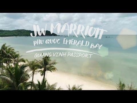 Quang Vinh Passport - JW Marriott Phu Quoc Emerald Bay Resort & Spa