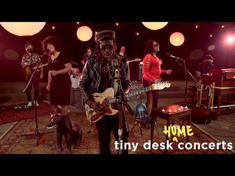 Black Pumas: Tiny Desk (Home) Concert
