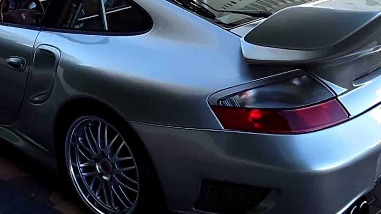 2003 Porsche 911 Turbo Gemballa Kit At Celebrity Cars Las