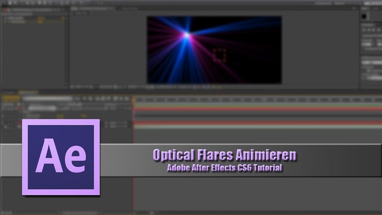 Optical Flare Ae Cs6