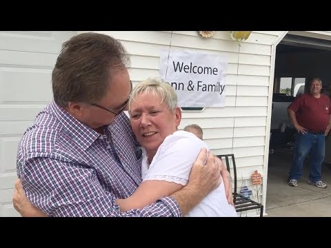 INCREDIBLE REUNION: Woman Finally Meets 9 Brothers & Sisters In Grand Forks County After 64+ Years!