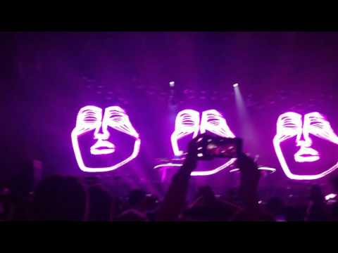 "Disclosure ""Latch"" @ Enercare Centre, October 2015"