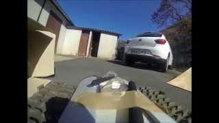 GoPro - Camper Trolley Action