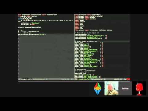[BitShares] Python Live Coding (Part I)