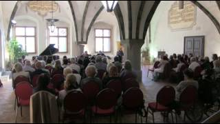 J. B. Foerster Smyčcový kvartet č. 4, op. 182 (1. věta)