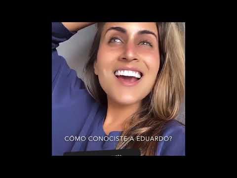 Sofía Rivera Torres  habla de su próxima boda con Eduardo Videgaray