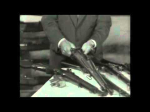 John Garand on Service Rifle Development