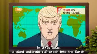 Donald Trump Anime Parody Clip
