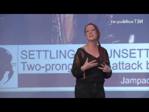 re:publica 2016 – Ruth Daniel: Art. What is it good for?
