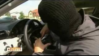 In Sekundenschnelle - Airbag Klau (Auto, Crash, Fahrer)