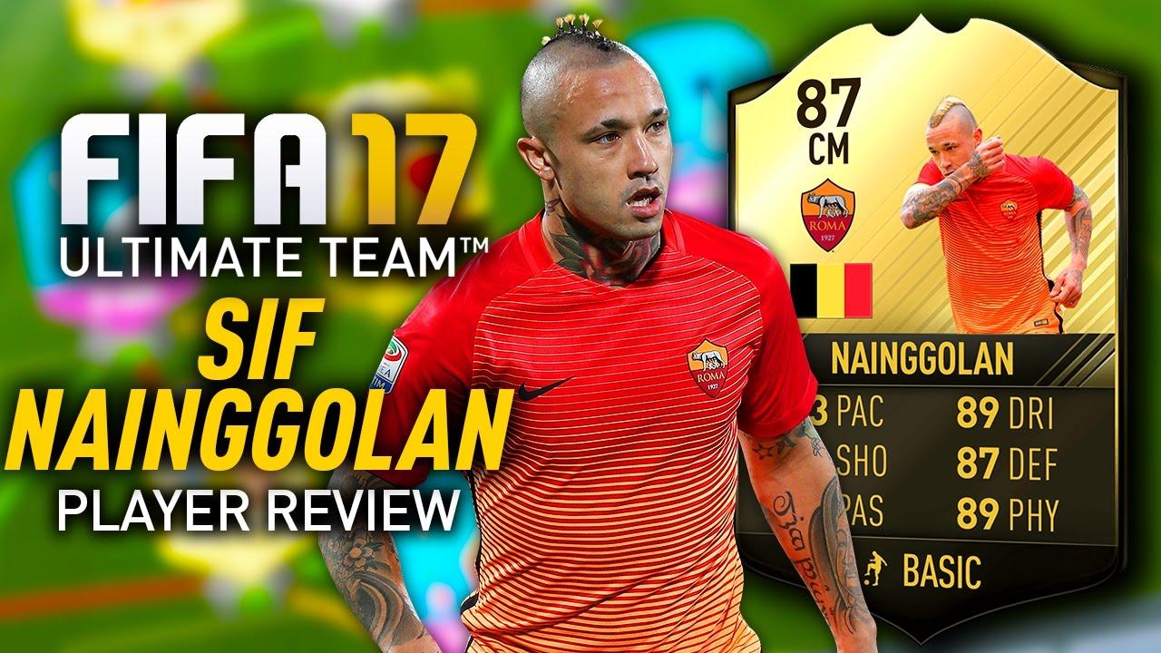 Nainggolan Fifa 17