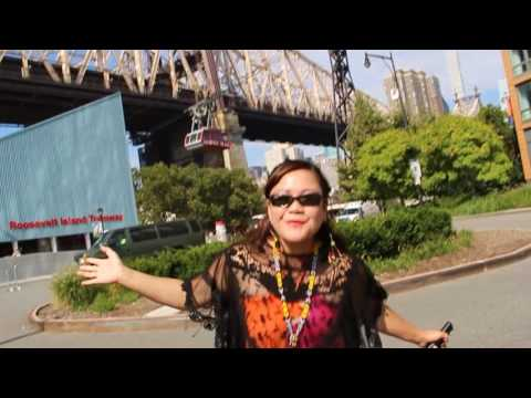 GOOD DAY WV FEATURES ROOSEVELT ISLAND IN NEW YORK
