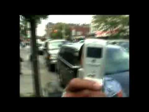 """Jimmy Justice - """"When Meter Maids Attack"""""""
