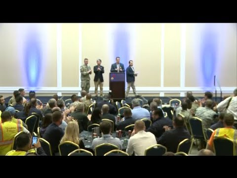Governor Cuomo Delivers Remarks at Lunch with New York Power Workers and New York National Guard