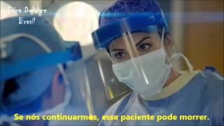 Saving Hope Promo for 'Miss You' (4.04) [LEGENDADO]