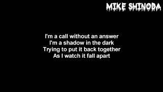 Mike Shinoda - Nothing Makes Sense Anymore [Lyrics Video]