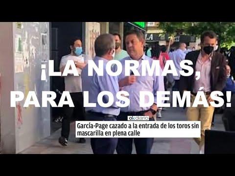 """¡CAZADA MONUMENTAL A PAGE, """"PASANDO"""" DE LAS NORMAS EN MADRID!"""