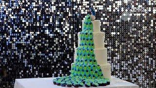 Весільні торти з п'яти ярусів. Король десертів. 1 сезон 8 випуск