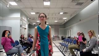 westfield rec winter 2017 fashion show princess line