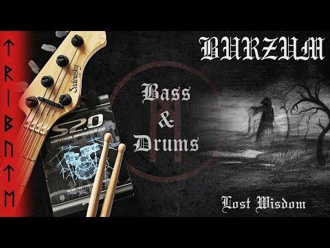Tribute To Burzum - Lost Wisdom (Backing Track)