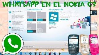 Video Problemas con la instalación del whatsapp en el Nokia c3 a qui esta la solución 2016 download MP3, 3GP, MP4, WEBM, AVI, FLV Oktober 2017