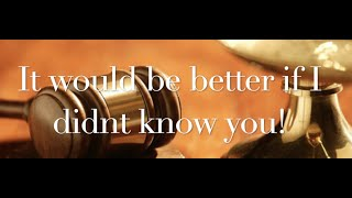 The Behan Law Group, P.L.L.C. Video - It would be better if I didn't know you!