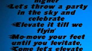 Big Time Rush- Elevate lyrics (FULL)