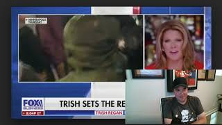 Fox Business Host Trish Regan Predicts Civil War