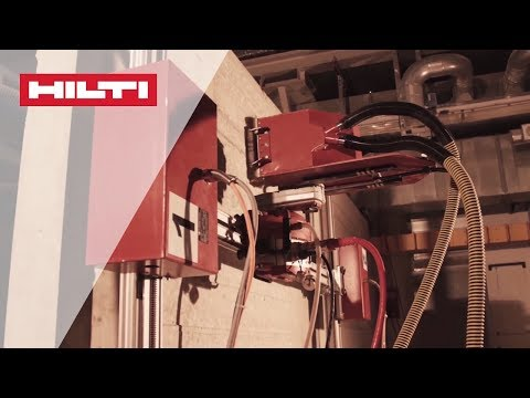 INTRODUCING the Hilti solutions for nuclear and offshore decommissioning