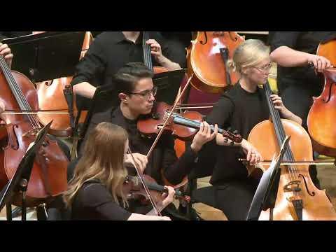Florence Price (orch. W. Grant Still): Dances in the Canebrakes. The Concordia Orchestra | Sütterlin