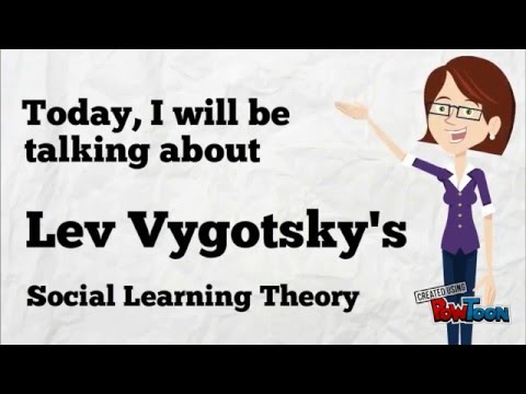 what is the educational relevance of vygotskys theory Social learning theories help us to understand how people learn in social  lev  vygotsky (1962), a russian teacher and psychologist, first stated that we learn.