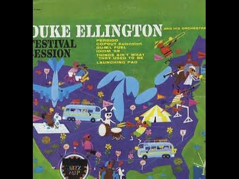 Duke Ellington And His Orchestra - Festival Session
