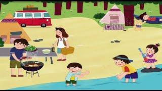 [맛있는 어린이 중국어 0 첫걸음 01과] 중국어로  나의 가족 소개!  #어린이중국어 #맛있는어린이중국어