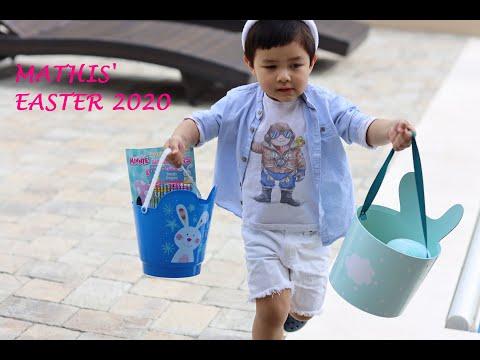 Ngày Lễ Phục Sinh Của Thiên Từ | Mathis' Easter 2020