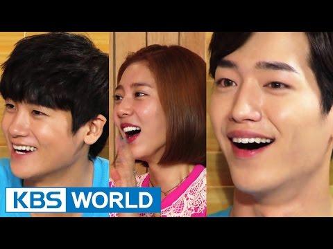 Happy Together - Park Hyungsik, Seo Gangjun, Shin Hyunjoon & more! (2014.10.16)
