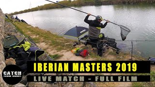 IBERIAN MASTERS 2019 FULL FILM - FEEDER FISHING FESTIVAL IN SPAIN
