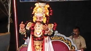 Yakshagana-Gadayudda Govind Bhat Duryodhana (5)