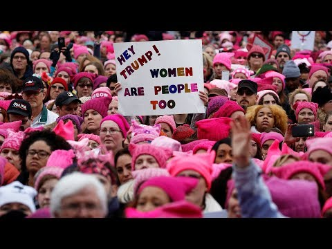 Watch live: Women's March  Rallies from around the U.S.