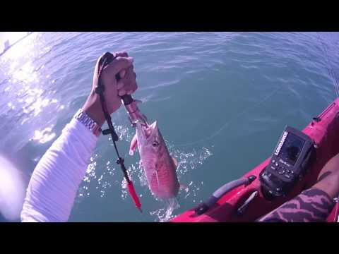 Dubai Kayak Fishing - Late Season Fishing