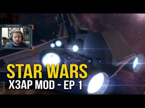 Bankrupt Bounty Hunter - X3AP - Ep 1 (Star Wars Sandbox Letsplay)
