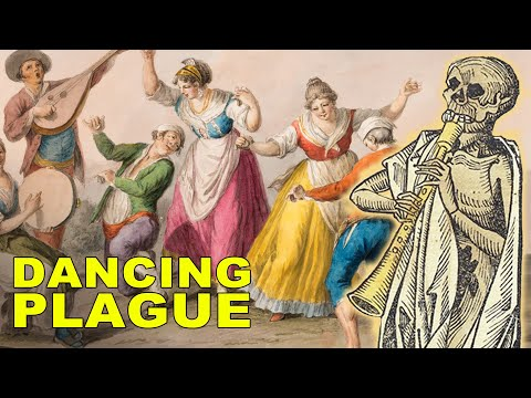 The Plague That Made People Dance Themselves to Death – Weird History