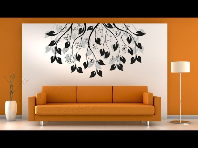 Simple Living Room Wall Painting Ideas, Wall Paintings For Living Room Ideas
