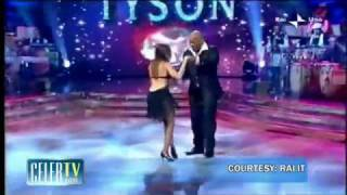 Mike Tyson On Dancing With The Stars In Italy