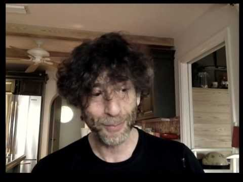 Neil Gaiman reads Green Eggs and Ham
