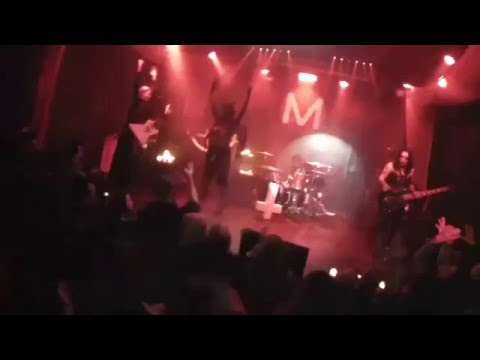 DARKLORD LIVE @ Metro Bar Salt Lake City Utah March 12 2016