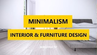 65+ Best Minimalism interior & furniture Design in 2018